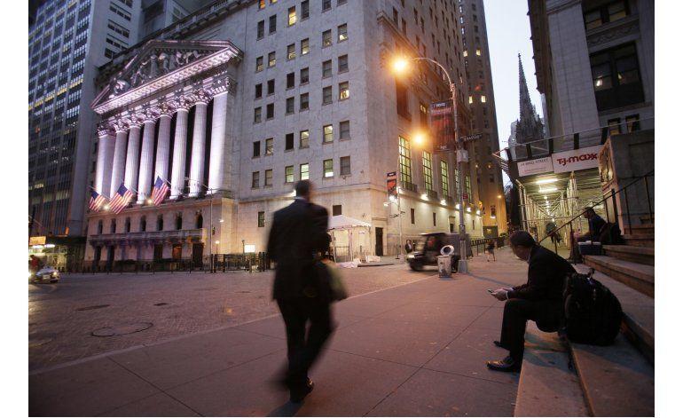 Wall Street sube tras aseveración sobre tasas de interés