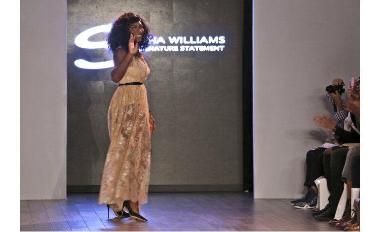 Serena Williams escribe poema para Semana de la Moda