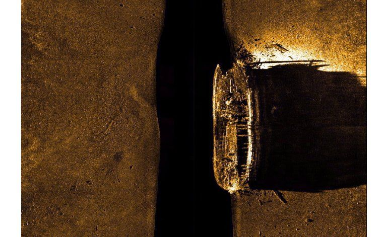Encuentran barco perdido de expedición británica al Ártico