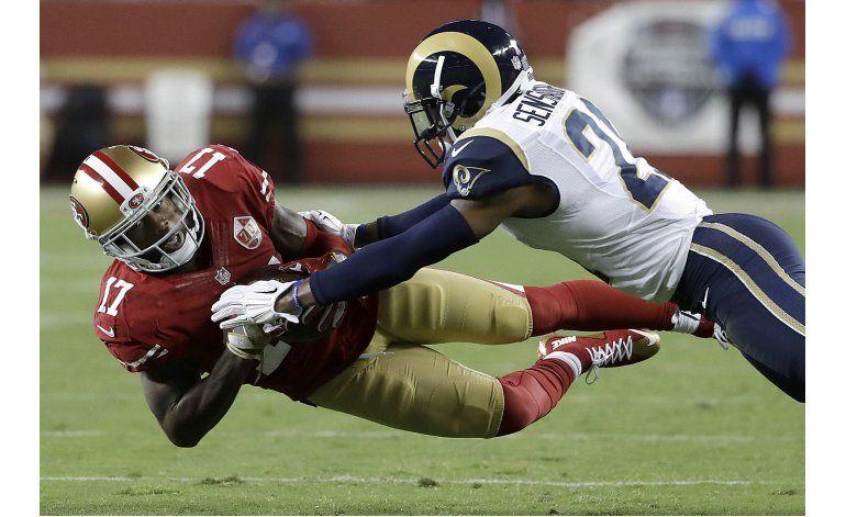 La era de Kelly con 49ers comienza con triunfo sobre Rams