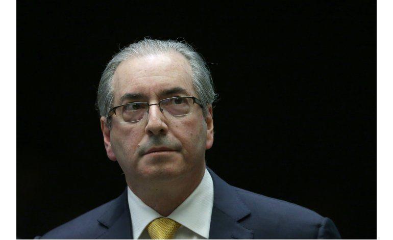 Brasil: El expresidente de cámara baja cae por corrupción