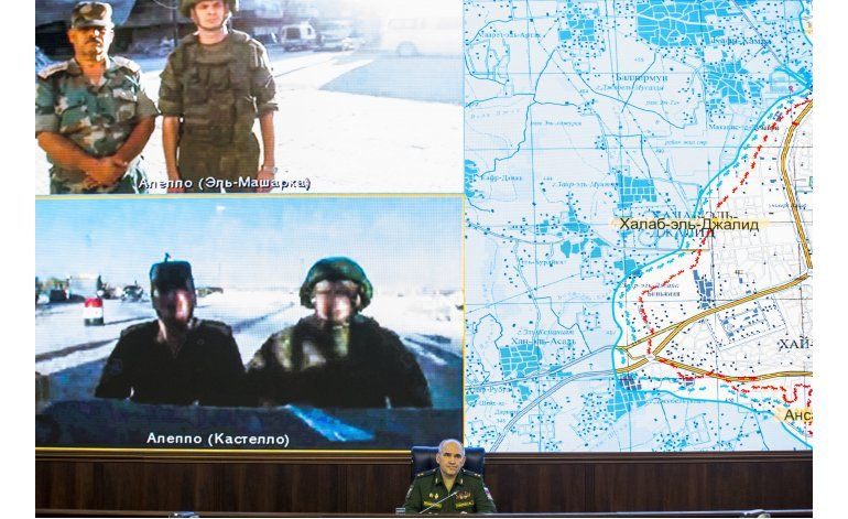 LO ULTIMO: ONU espera enviar ayuda en cese el fuego en Siria