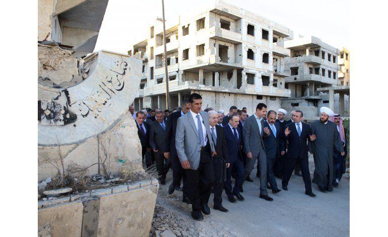 Cese el fuego aguanta en Siria pese a infracciones menores