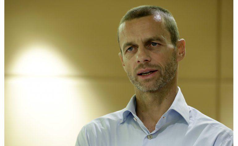 Favorito a presidencia de UEFA critica reformas a Champions