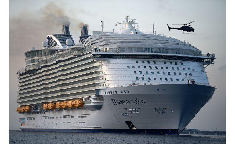Muere tripulante de crucero en simulacro de rescate