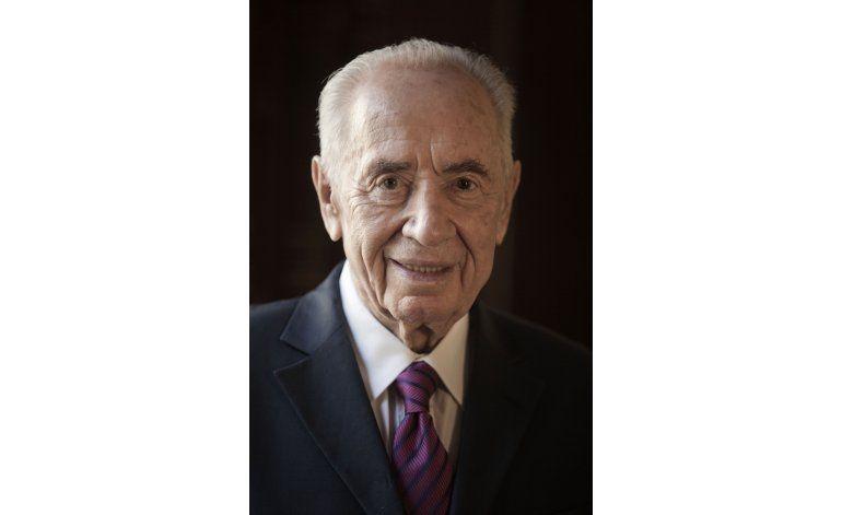 El expresidente israelí Shimon Peres sufre derrame cerebral