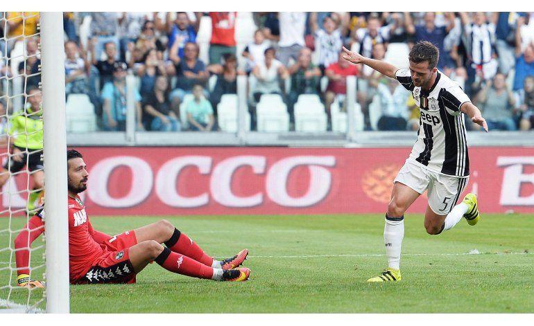 Tras invertir en grande, la Juventus va por la Champions