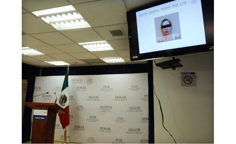México: Arrestan a esposa del capo Héctor Beltrán Leyva
