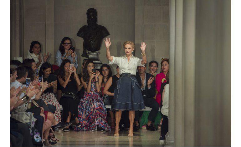 Carolina Herrera: Mi meta sigue siendo la misma