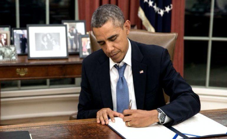 Obama renueva la ley que sustenta el embargo a Cuba
