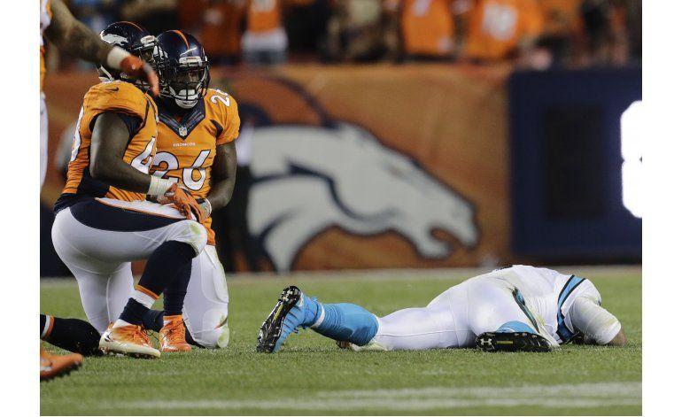 Defensa de Broncos niega que juegue sucio