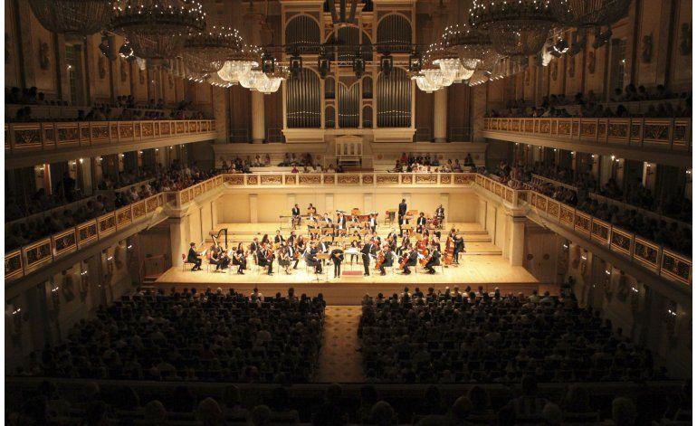 Alemania: Boletos agotados para concierto de músicos sirios