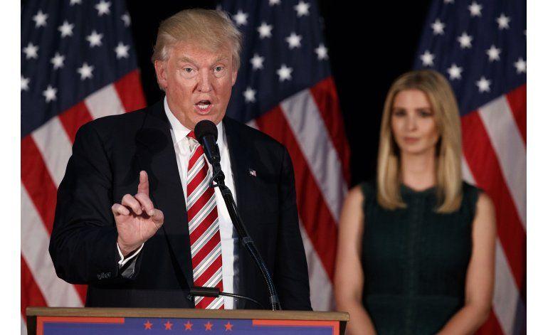 Trump presenta propuestas sobre guarderías infantiles