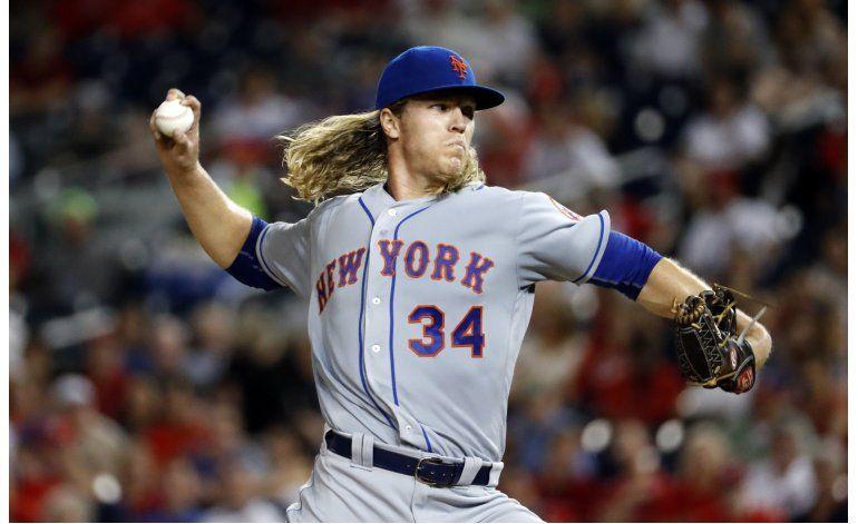 Jonrón de Rivera en el 10mo da triunfo de Mets ante Nats