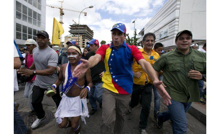 Oposición acusa a gobierno venezolano de dinamitar diálogo