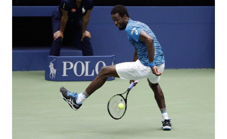 Monfils, descartado para semifinal Copa Davis ante Croacia