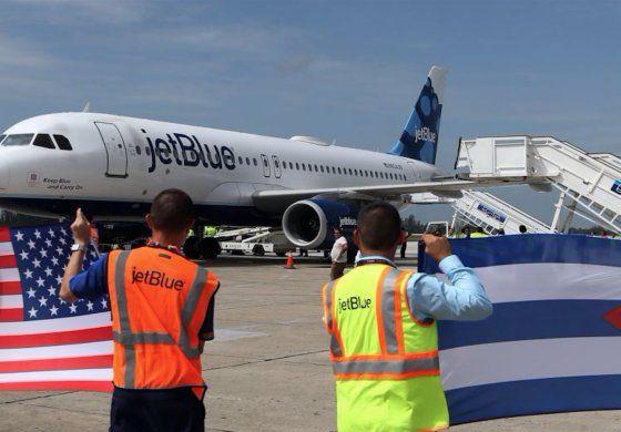 JetBLue volará a La Habana a partir del 30 de noviembre por 54 dólares