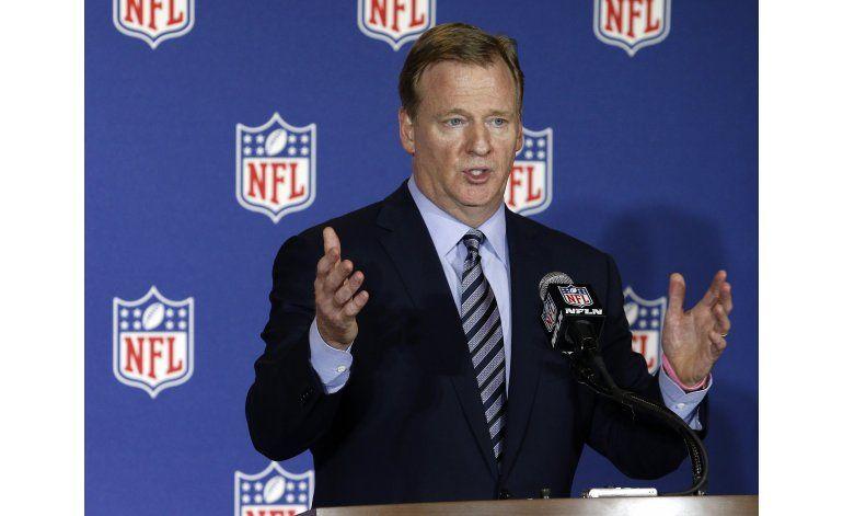 NFL gastará 100 mdd más para enfrentar lesiones en la cabeza