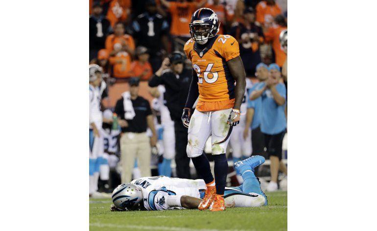 Fuente AP: Marshall y Stewart multados por golpes a Newton