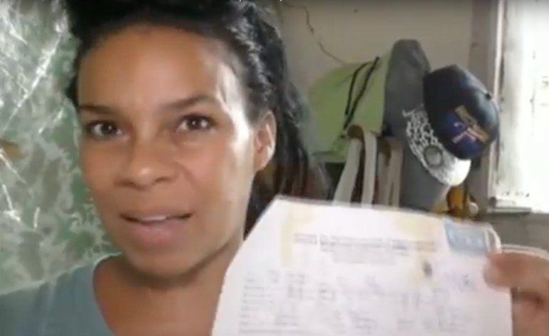 Cubana con VIH no teme morir de SIDA sino sepultada por derrumbe de su casa