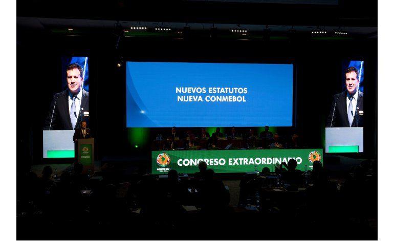 CONMEBOL aprueba reforma estatutos para combatir corrupción