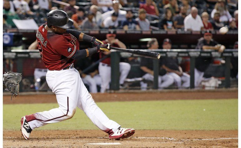 Los Diamondbacks barren a Colorado con una victoria 11-6