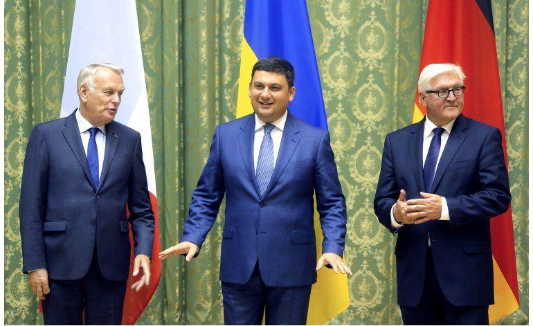 Ambos bandos reportan violaciones de la tregua en Ucrania