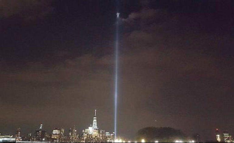 La misteriosa aparición de un ángel en una fotografía del World Trade Center