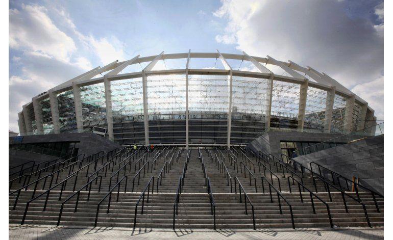 Estadio olímpico de Kiev acogerá la final de Champions 2018