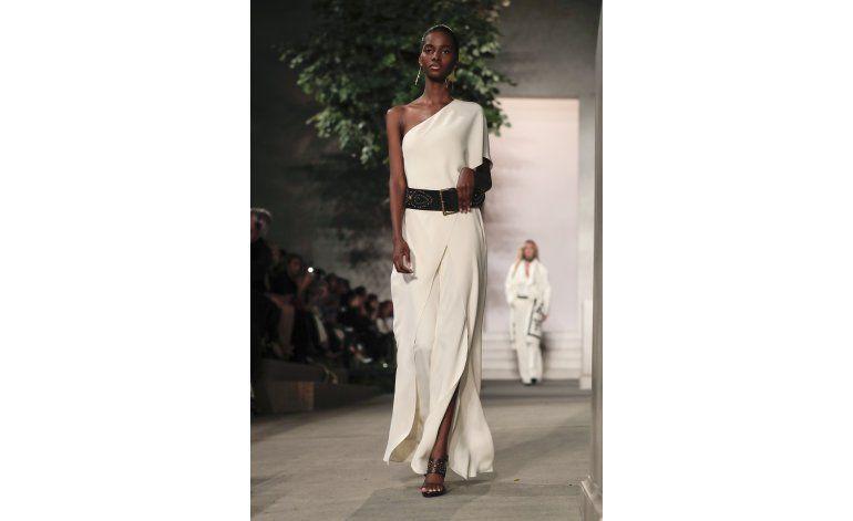 Ralph Lauren acoge el lejano oeste y la moda rápida
