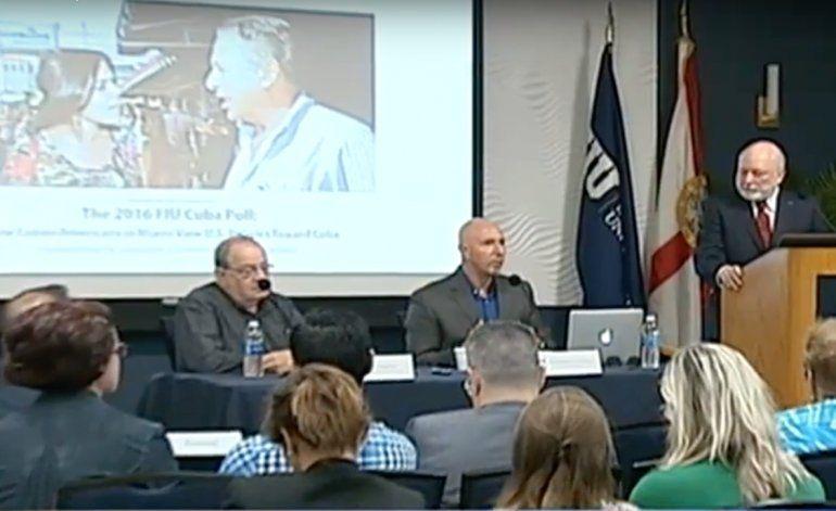 Polémica por encuesta entre Cubanos Americanos