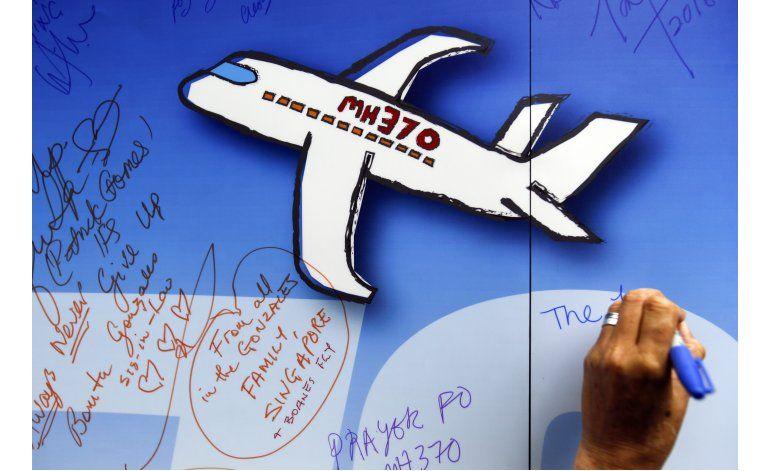 Confirman que alerón hallado en Tanzania es del Vuelo MH370
