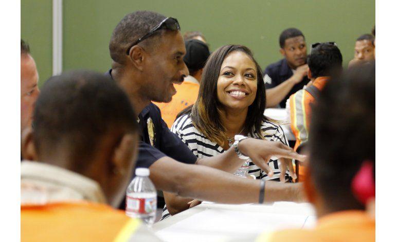 Hija de Rodney King: Hay que construir puentes hacia policía