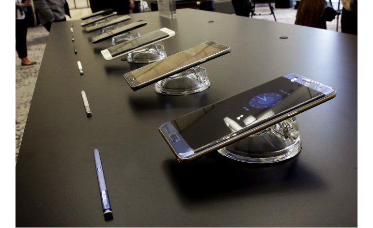 Reguladores en EEUU retiran el Samsung Galaxy Note 7