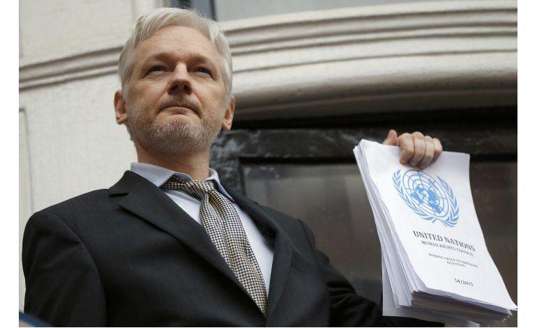 Corte apelación sueca ratifica orden de detención a Assange