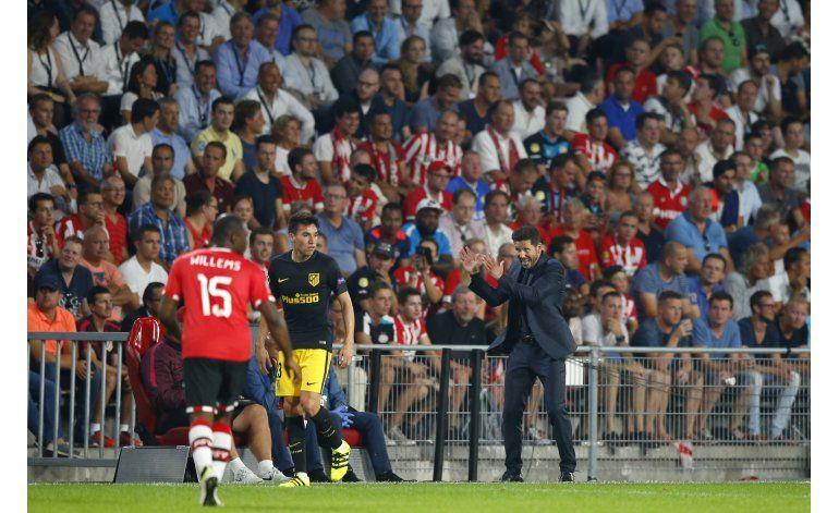 Atlético y Simeone reducen su contrato de 2020 a 2018