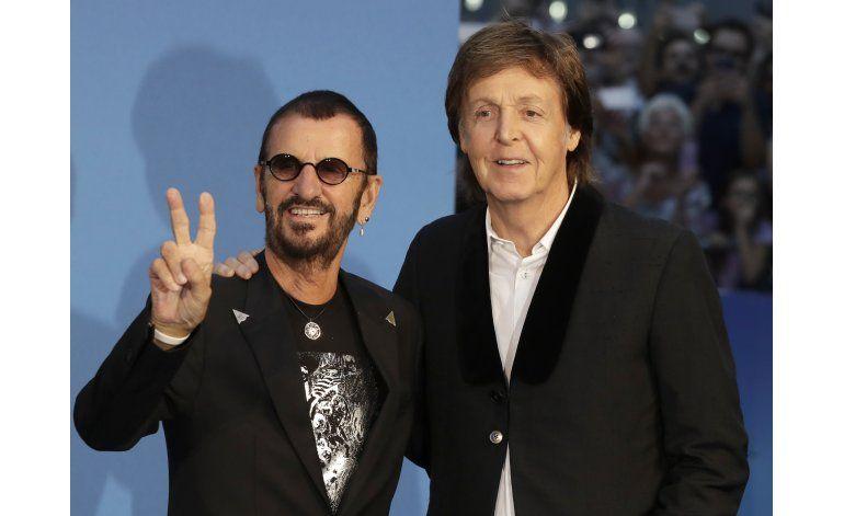 Nuevo film muestra cómo Beatles lucharon contra segregación