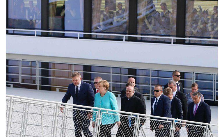 Cumbre de la UE examina la defensa colectiva