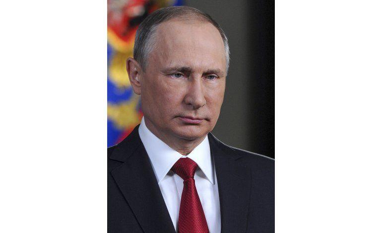 Putin: Rusia desaprueba hackeo de archivos médicos