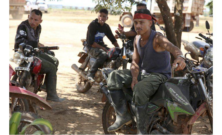 Colombia: el camino a la paz vuelve a San Vicente del Caguán