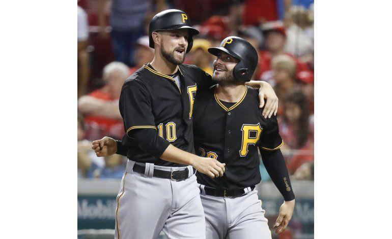 Mercer y Freese definen triunfo de Piratas en la 10ma