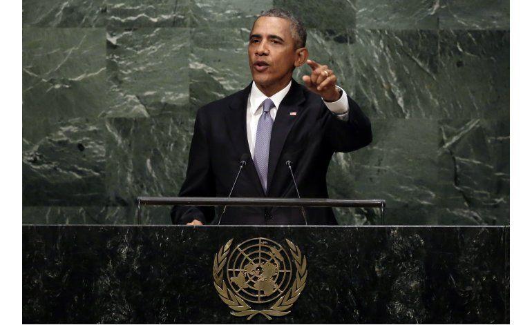 Obama se apresta a dar su discurso de despedida ante la ONU