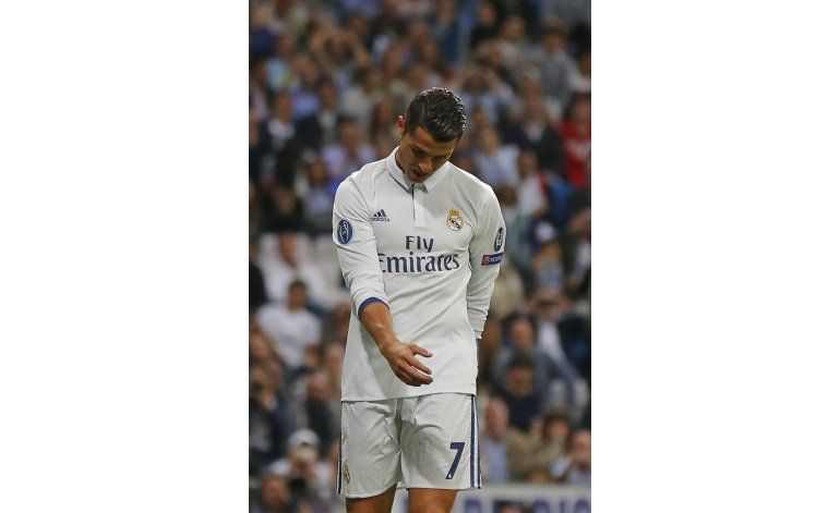 Ronaldo y Bale se pierden duelo de Real Madrid ante Espanyol