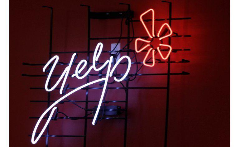 Yelp dice que demanda pudiera eliminar reseñas negativas