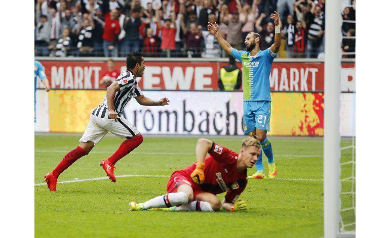 Bayern Munich sufre y Dortmund golea en la Bundesliga