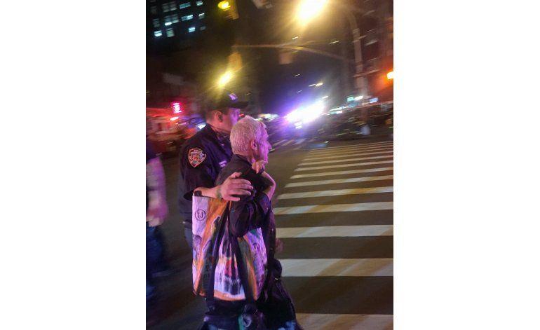 Nueva York: 29 heridos en una explosión en barrio de Chelsea