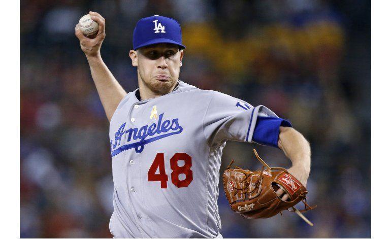 Stewart se destaca y los Dodgers vencen a los Diamondbacks