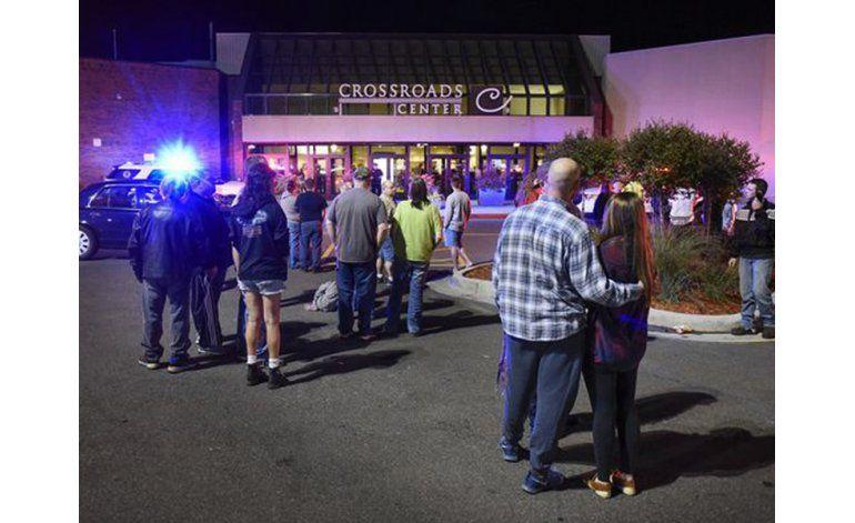 Nueve heridos con puñal en centro comercial de Minnesota