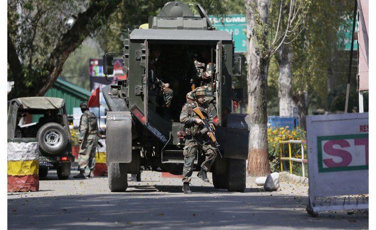 Cachemira: Mueren 17 soldados en ataque a una base india