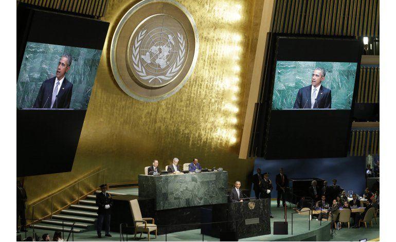 Líderes acuden a la ONU para enfocarse en refugiados y Siria